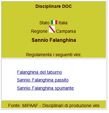 disciplinare falanghina OK