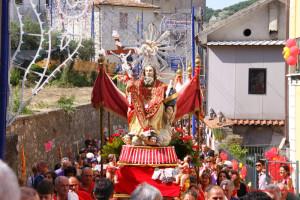 Montesarchio processione Trinita