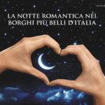 Notte romantica nei borghi più belli di italia