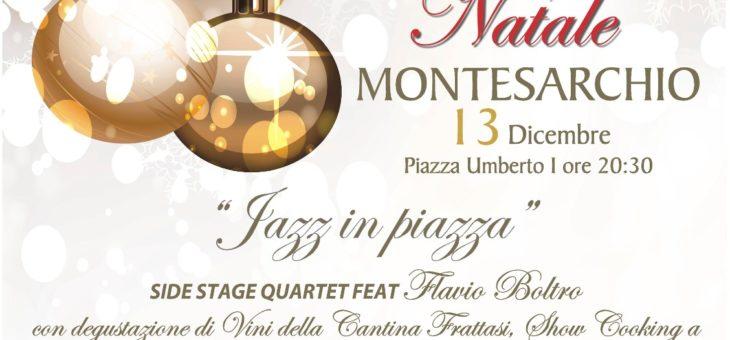 """""""Un Magico Natale a Montesarchio"""", in piazza Umberto il jazz di qualità"""