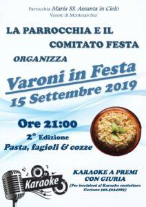 Varoni in festa @ Varoni